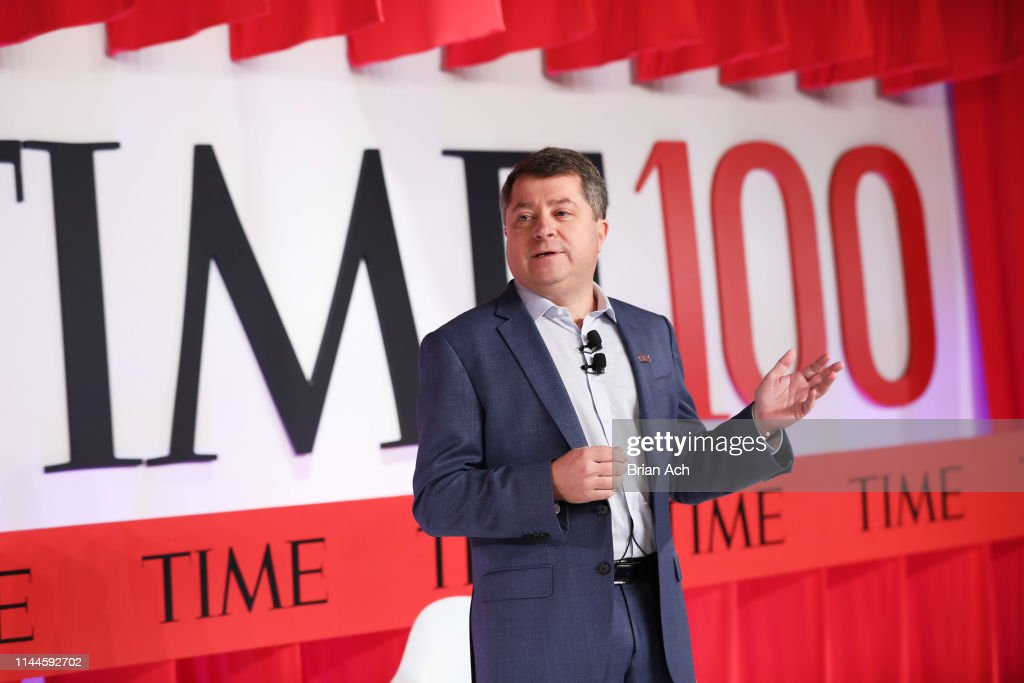 NY: TIME 100 Summit 2019