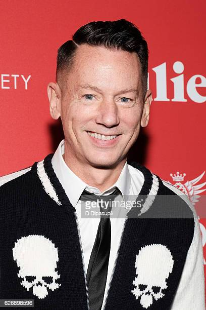GQ editorinchief Jim Nelson attends a screening of Sony Pictures Classics' Julieta hosted by The Cinema Society with Avion and GQ at Landmark...