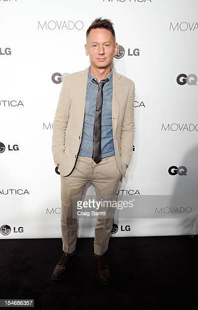 GQ editorinchief Jim Nelson attends GQ Magazine's 2012 Gentleman's Ball at IAC HQ on October 24 2012 in New York City