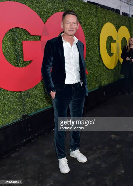 GQ editorinchief Jim Nelson attends the 2018 GQ Men of the Year Party at a private residence on December 6 2018 in Beverly Hills California