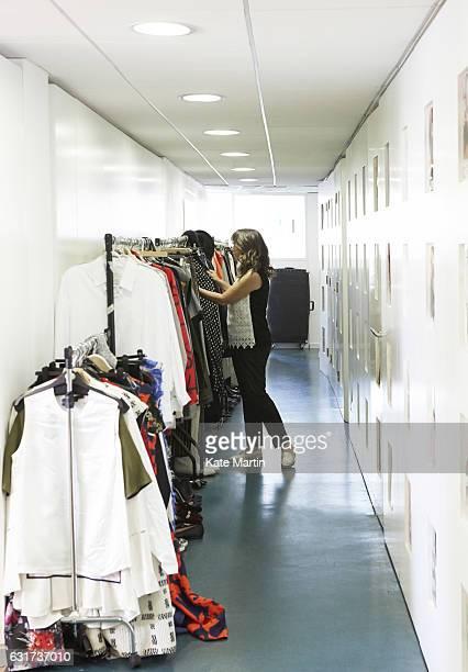 Editorinchief of British Vogue Alexandra Shulman is photographed on July 4 2016 in London England