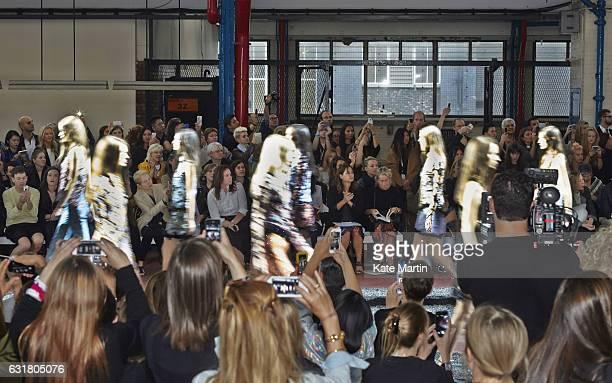 Editorinchief of British Vogue Alexandra Shulman is photographed on September 14 2014 in London England