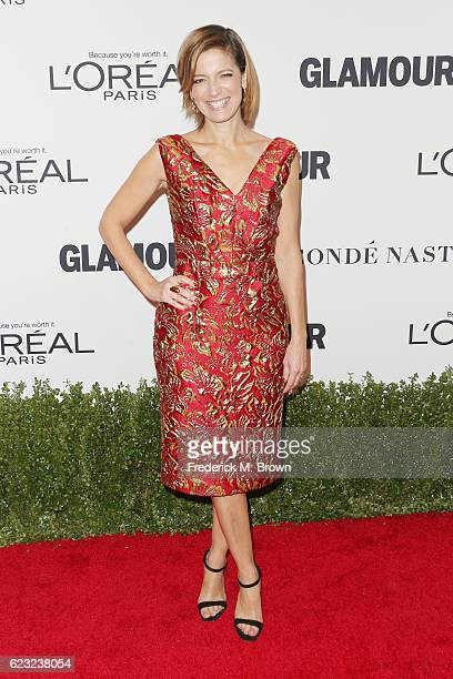 EditorinChief of Glamour magazine Cindi Leive attends Glamour Women Of The Year 2016 at NeueHouse Hollywood on November 14 2016 in Los Angeles...