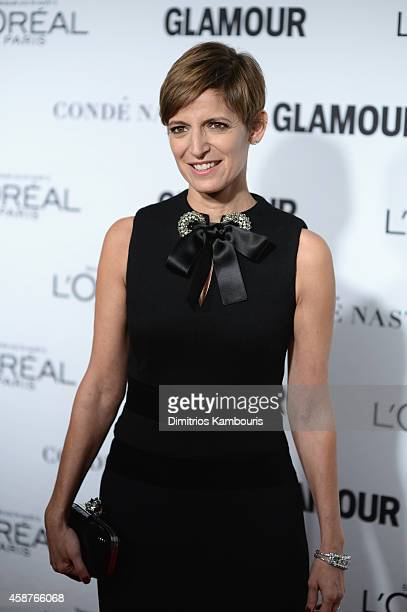 Editorinchief of Glamour magazine Cindi Leive attends the Glamour 2014 Women Of The Year Awards at Carnegie Hall on November 10 2014 in New York City