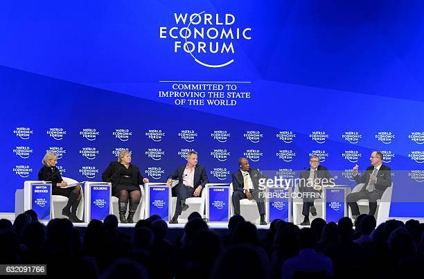 EditorinChief of The Economist Zanny Minton Beddoes Prime Minister of Norway Erna Solberg Director of Wellcome Trust Jeremy Farrar President of...
