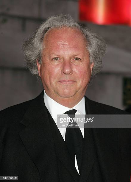 EditorInChief of Vanity Fair Graydon Carter arrives at the 7th Annual Tribeca Film Festival Vanity Fair Party at the State Supreme Courthouse on...
