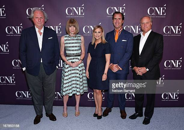 EditorinChief of Vanity Fair Graydon Carter EditorinChief of Vogue and Artistic Director of Conde Nast Anna Wintour President of Conde Nast...