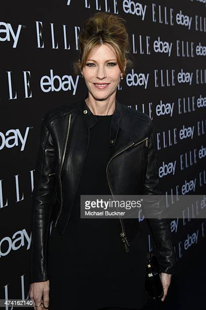 EditorinChief Robbie Myers attends the 6th annual ELLE Women In Music celebration presented By eBay Hosted by Robbie Myers with performances by...