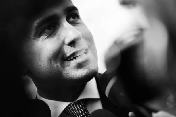 ITA: Italian Minister Of Economic Development Luigi Di Maio At Giffoni Film Festival