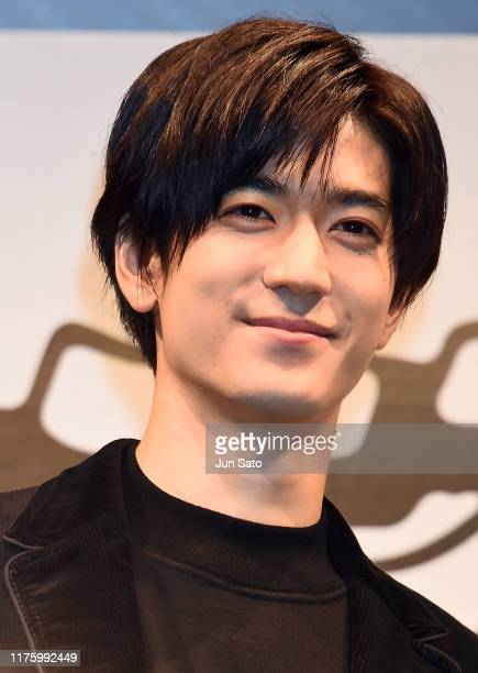 Editors note This image of Yuto Nakajima cannot be used in any video BS CS channel distribution nor 1seg content format Yuto Nakajima attends the...