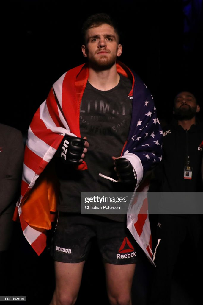 UFC 239: Naurdiev v Rencountre : News Photo