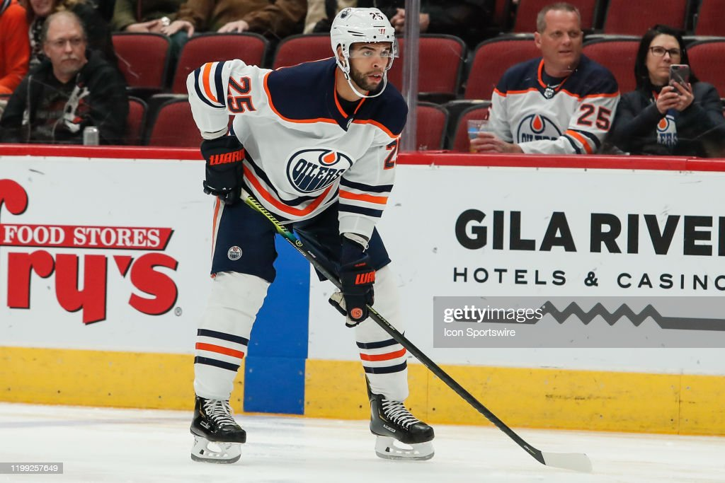 NHL: FEB 04 Oilers at Coyotes : News Photo