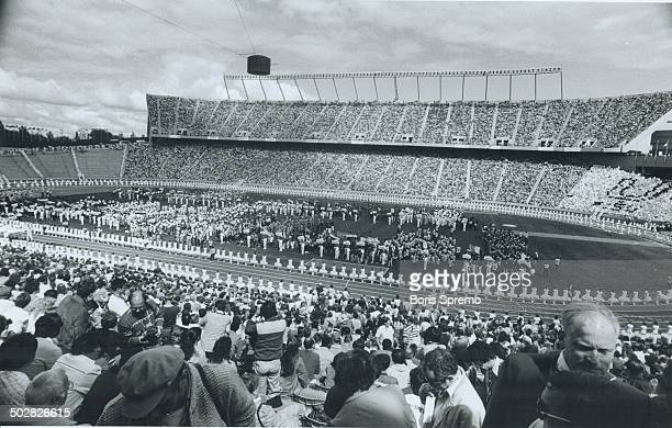 Edmonton's Commonwealth Stadium was the venture for the final official function of Prince Charles the opening of the World University Games on Canada...