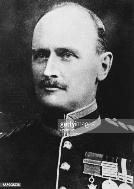 Edmund Allenby 1st Viscount Allenby a British soldier Served in Second Boer War and in World War I commanded the Egyptian Expeditionary Force in...