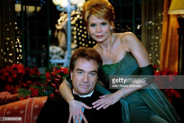 "Edmund and Brooke arrived for the Crystal Ball, on Thursday, Dec. 27, 2001 on ABC Daytime's ""All My Children"". ""All My Children"" airs Monday-Friday,..."