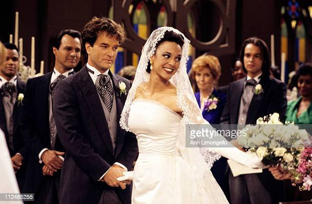 CHILDREN Edmund and Maria's wedding 3/11/94Terrence Dimitri Peggy and Anton watched Edmund and Maria marry on Walt Disney Television via Getty Images...