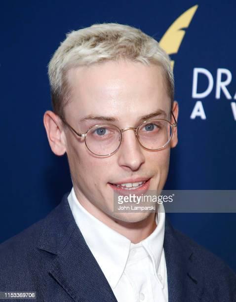 Edmund Donovan attends 2019 Drama Desk Awards at Steinway Hall on June 02 2019 in New York City