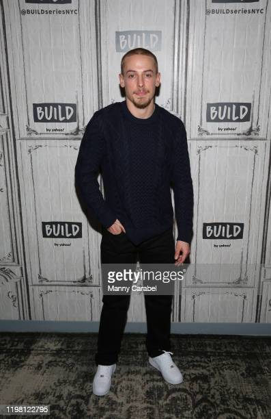 Edmund Donovan attends Build Series to discuss the play Greater Clements at Build Studio on January 07 2020 in New York City
