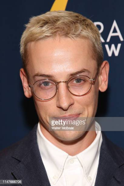Edmund Donovan attends the 2019 Drama Desk Awards at Steinway Hall on June 2 2019 in New York City