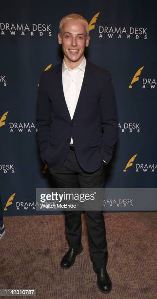 Edmund Donovan during the 64th Annual Drama Desk Awards Nominee Reception at Green Room 42 on May 08 2019 in New York City