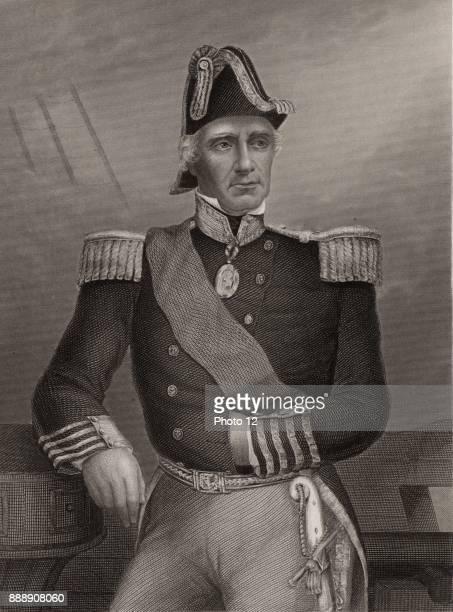Edmund Lyons 1st Baron Lyons English naval officer born at Burton near Christchurch Hampshire Entered the Royal Navy in1803 Commander of British...