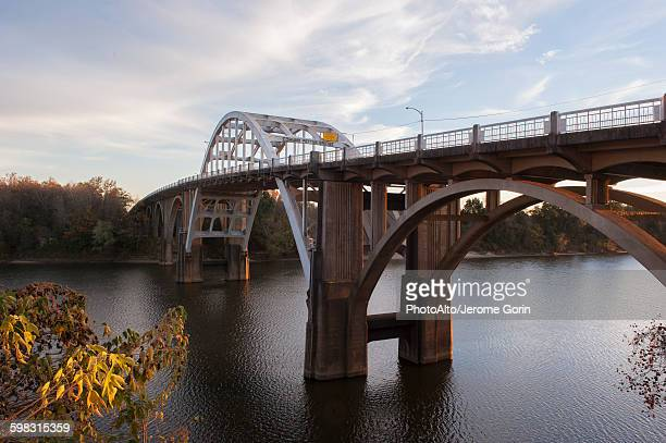 Edmund Pettus Bridge, Selma, Alabama, USA