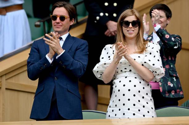 GBR: Princess Beatrice And Edoardo Mapelli Mozzi Welcome A Daughter