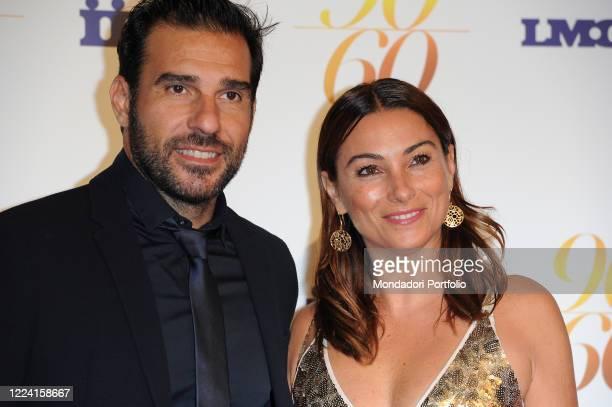 Edoardo Leo, Laura Marafioti During the event '60 / 90 ', organized in the evocative setting of the Maxxi of Rome, to celebrate the 90th anniversary...