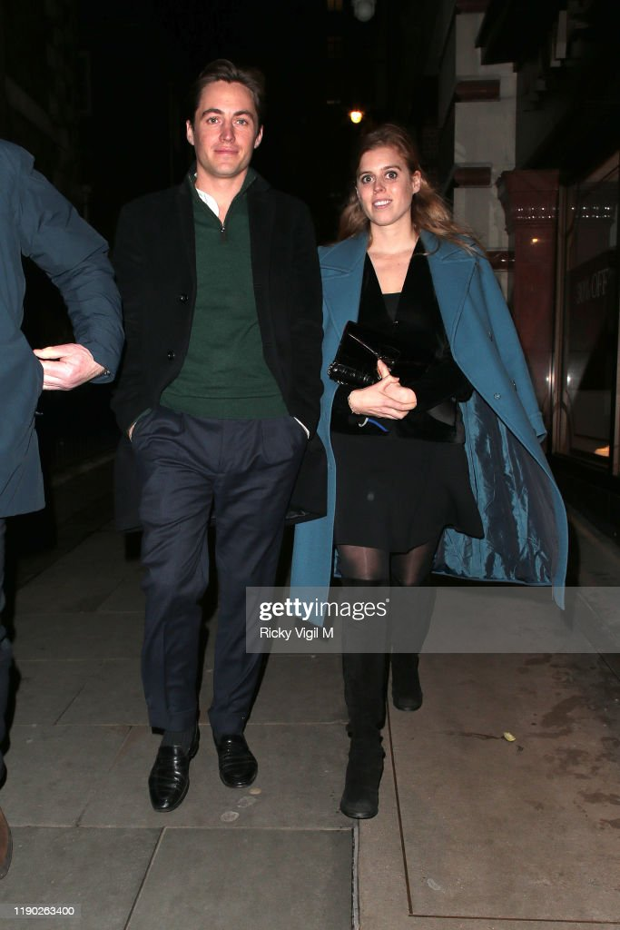 London Celebrity Sightings -  November 26, 2019 : News Photo