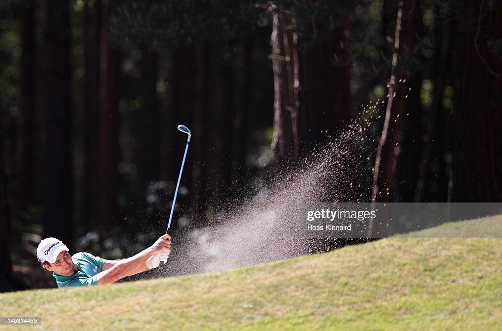 BMW PGA Championships - Day Three