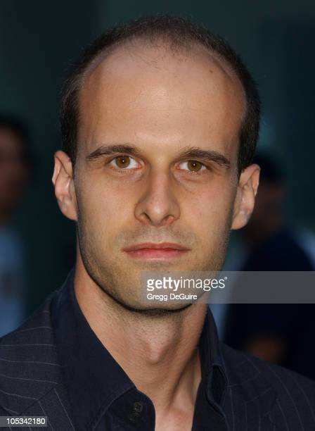 Edoardo Ponti during Stander Los Angeles Premiere Arrivals at ArcLight Theatre in Hollywood California United States