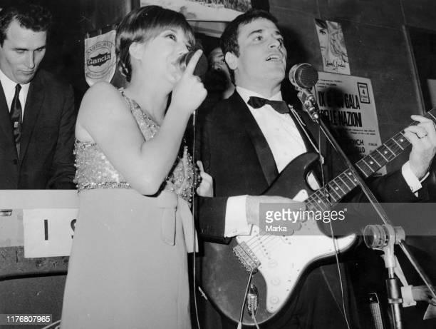 Edoardo vianello wilma goich cortina d'ampezzo 1967