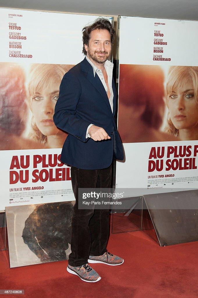 'Au Plus Pres du Soleil' Paris Premiere At UGC Cine Cite Les Halles
