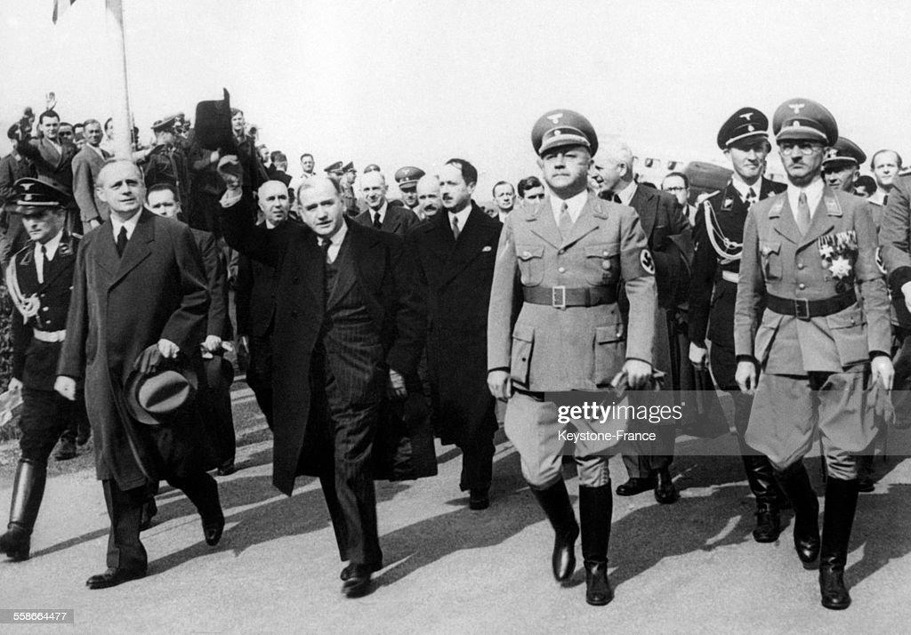 Ce que les services secrets fran�ais savaient sur l'Allemagne nazie