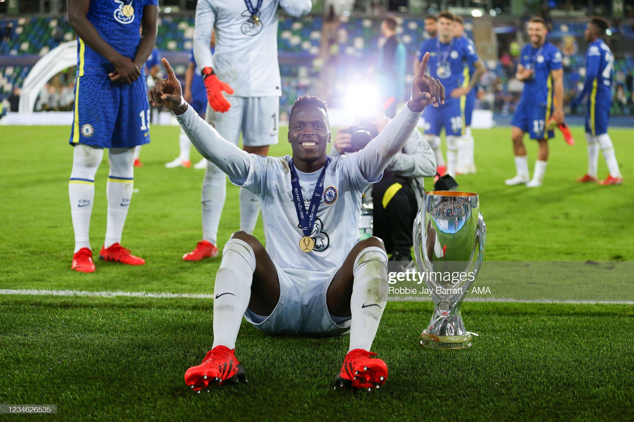 Chelsea FC v Villarreal CF - UEFA Super Cup 2021 : News Photo
