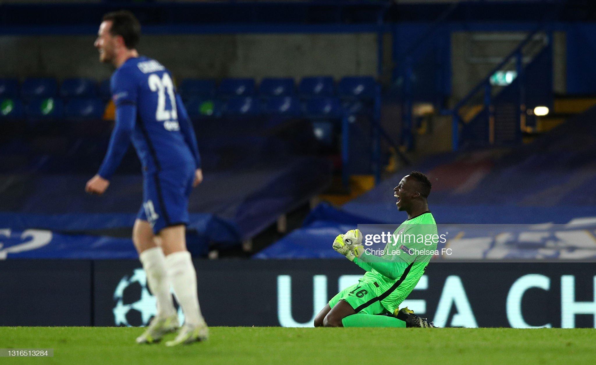 Chelsea v Real Madrid - UEFA Champions League Semi Final: Leg Two : News Photo