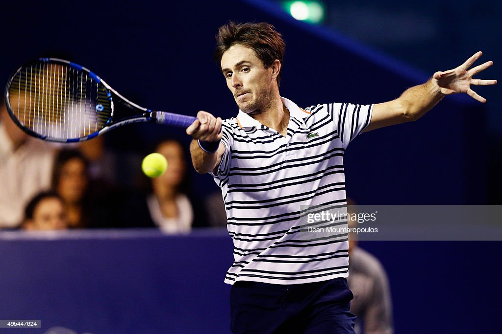 BNP Paribas Masters - Day Two : News Photo