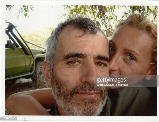 Edouard Stern and his mistress Cecile Brossard in a picture in 2004 at a unspecified locationEdouard Stern was found dead on March 1 2005 in his...