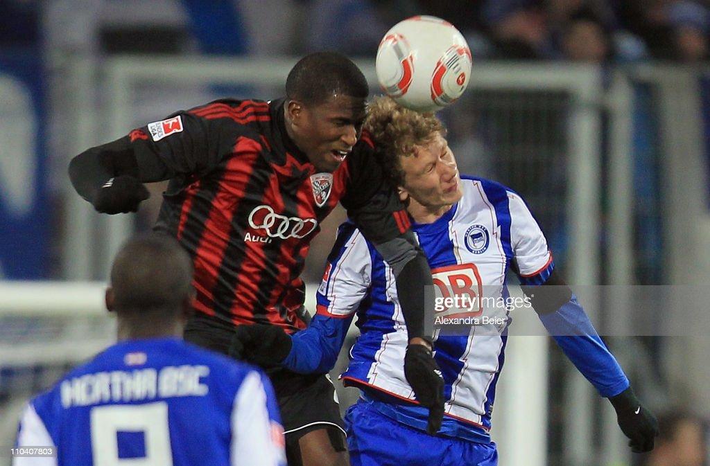 FC Ingolstadt v Hertha BSC Berlin - 2. Bundesliga
