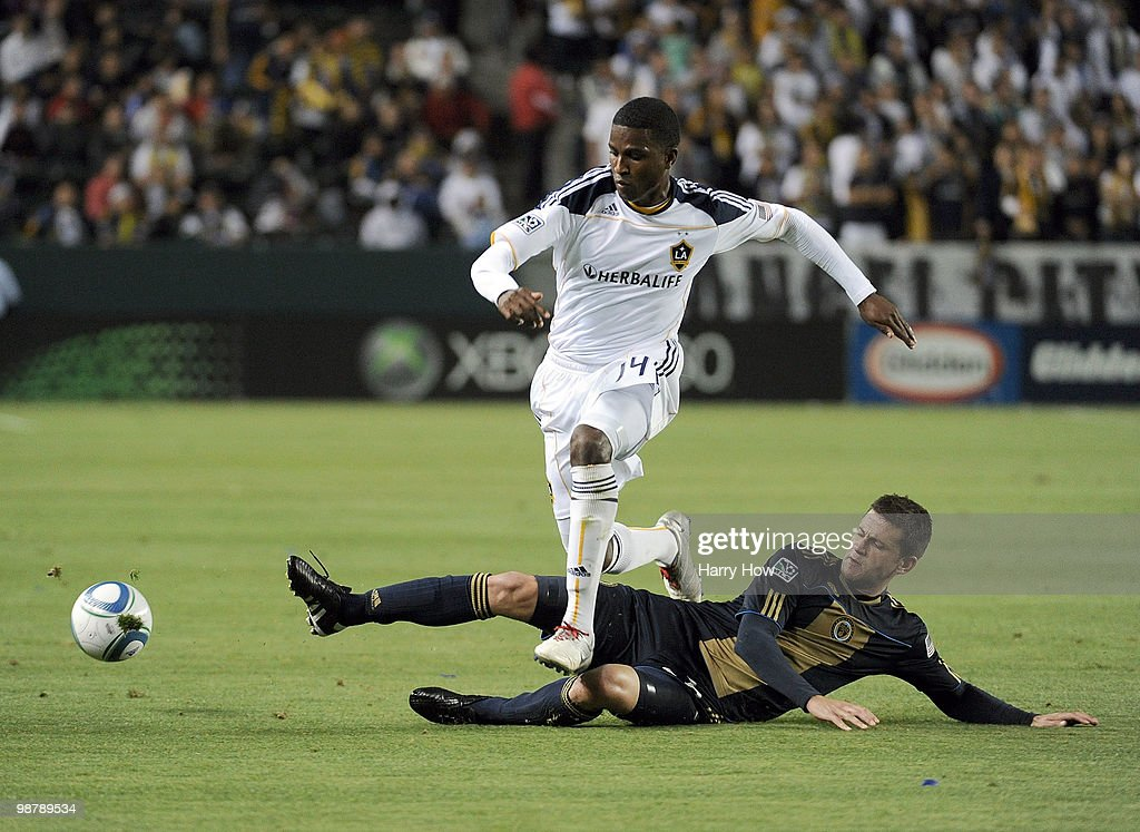 Philadelphia Union v Los Angeles Galaxy
