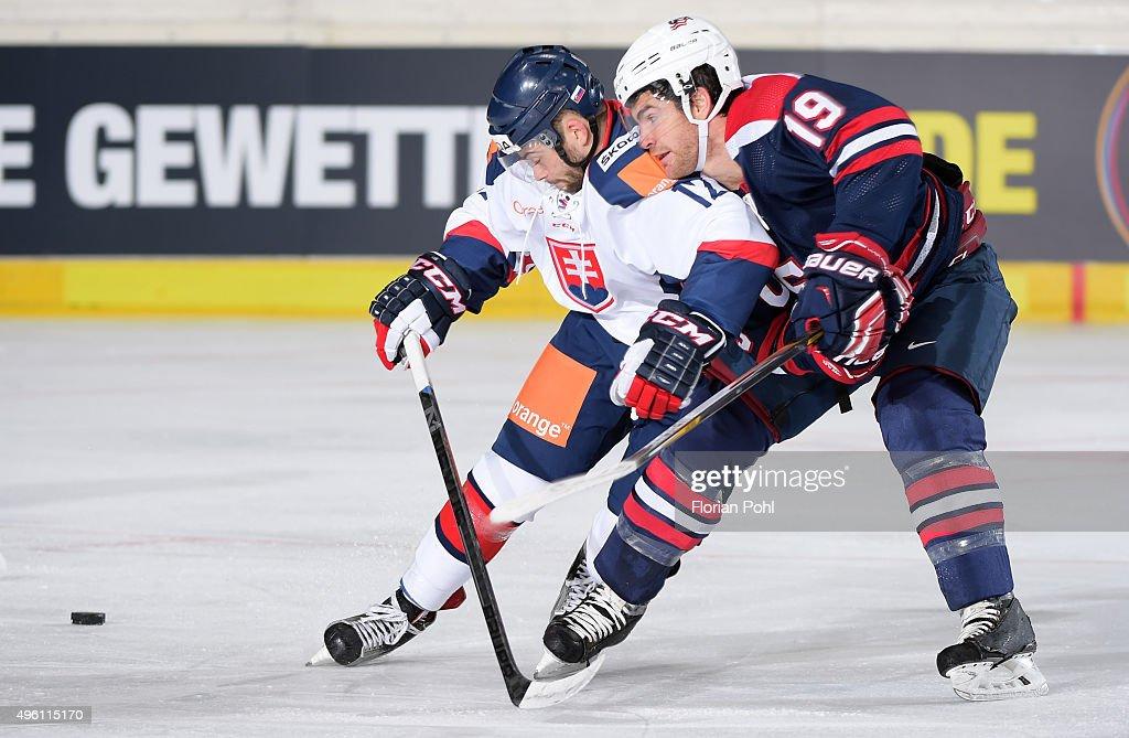 USA vs Slowakai