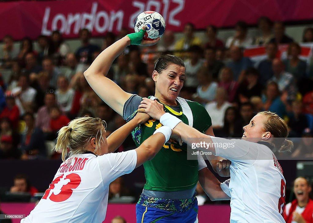 Olympics Day 11 - Handball
