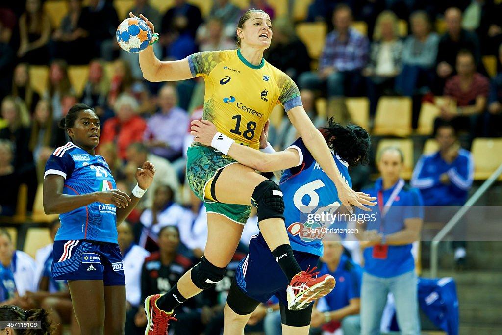 France v Brazil: Golden League