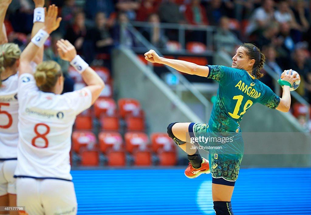 Brazil v Norway: Golden League