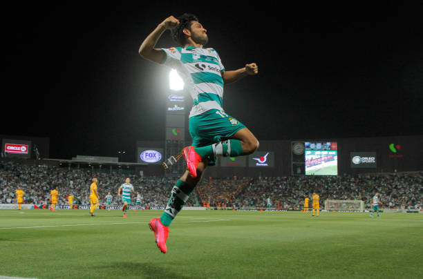 MEX: Santos Laguna v Tigres UANL - Torneo Clausura 2020 Liga MX