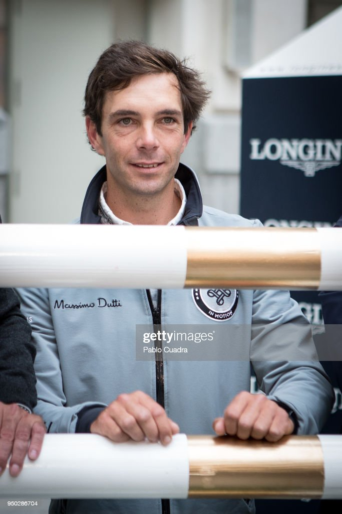 'Longines Global Champions Tour Gran Premio de Madrid' Presentation