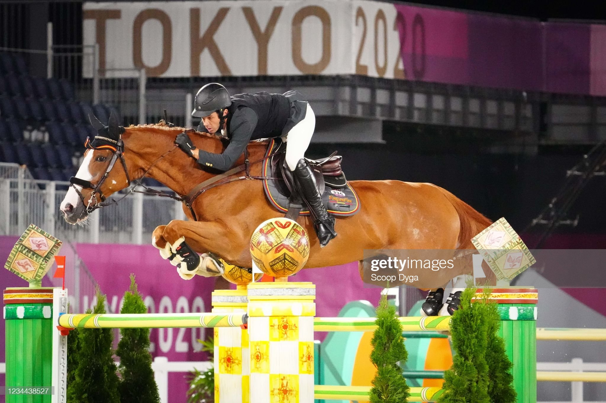 Jumping Individual Qualifier - Tokyo Olympic Games 2020 : News Photo