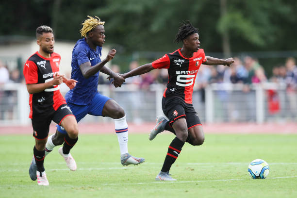 FRA: Stade Rennais v Chelsea FC - Friendly match