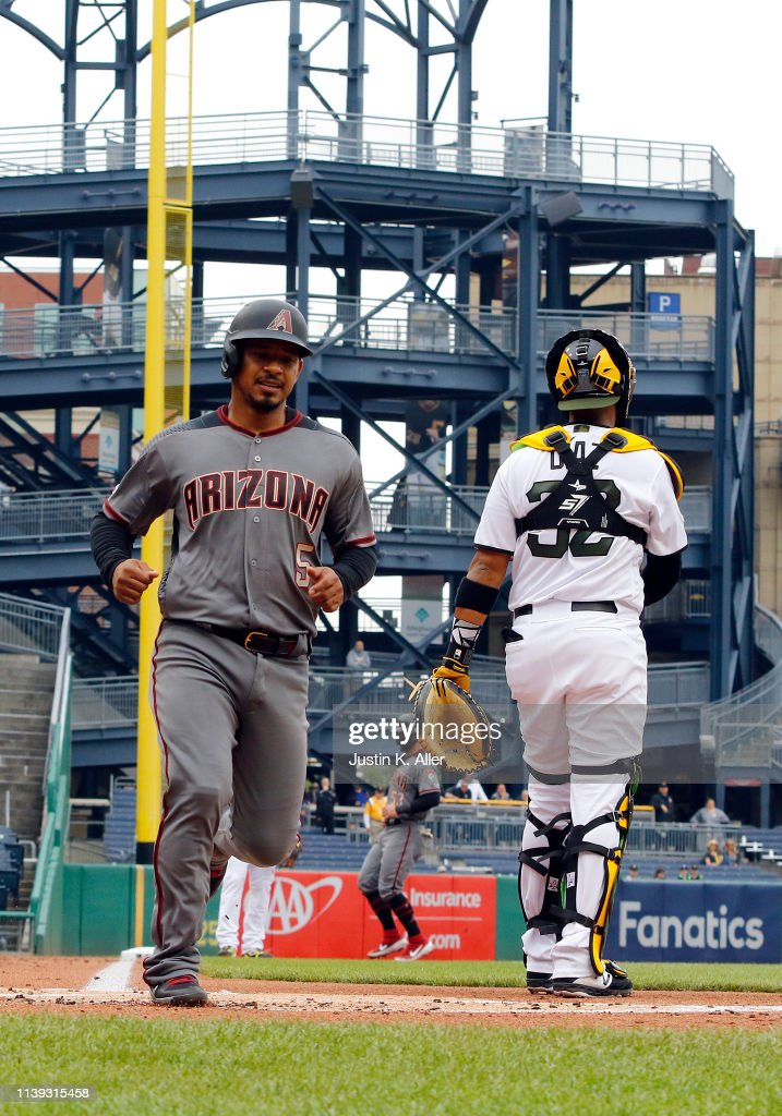 PA: Arizona Diamondbacks v Pittsburgh Pirates