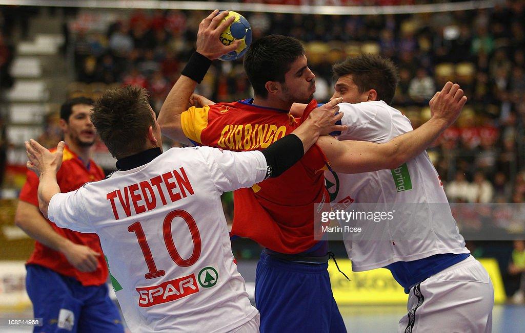 Spain v Norway - Men's Handball World Championship